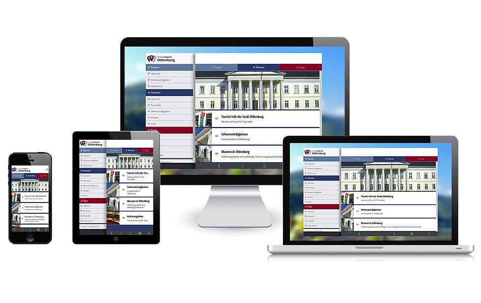 satelles mobilewebguide: webbasiertes Informations- und Navigationssystem