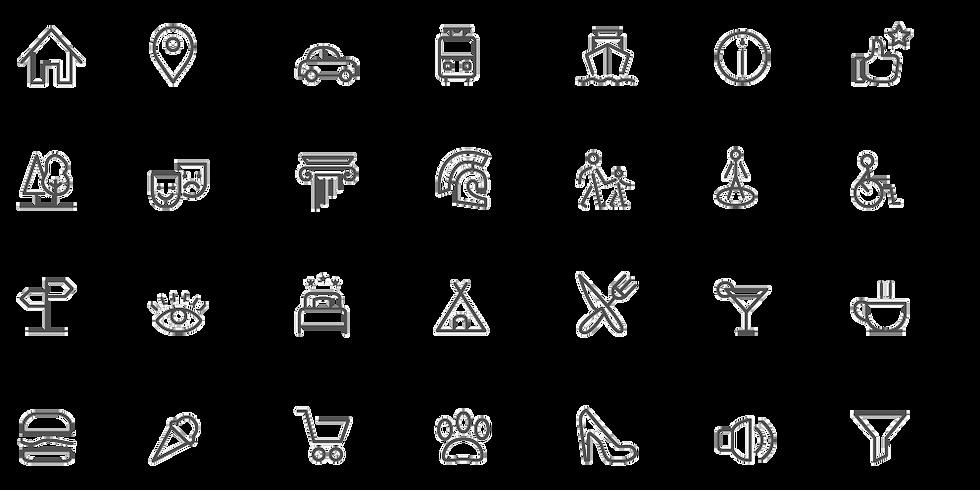 Entwicklung von Icons