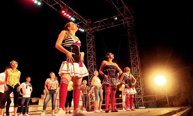 Emilie Marbat Vanessa Luchini Danse Arles