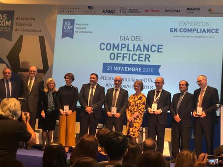 """-""""El 'compliance' es la garantía de confiabilidad del empresario en el mercado en el que actúa""""-F.C."""