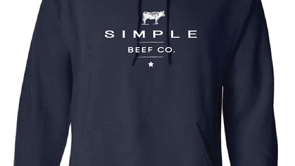 Simple Beef Hoodie