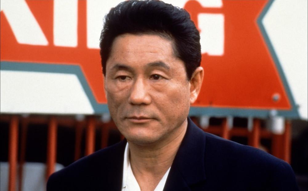 "Такеши Китано в фильме ""Брат якудзы"" (2001)"