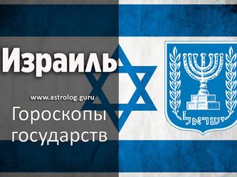 Гороскоп Израиля. Когда закончится война