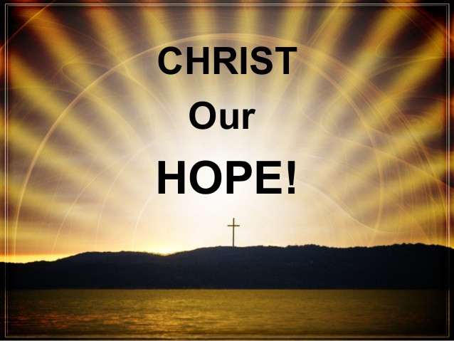 Sixth Sunday of Easter: Giving A Reason for Hope through Our Actions