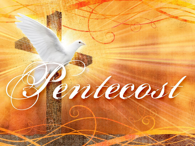 """Mission Possible Week 3: Pentecost Sunday.  """"Going Public"""""""