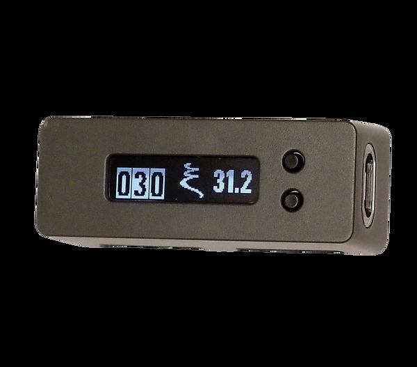 BOWdometer pre-production closeup 30 sho