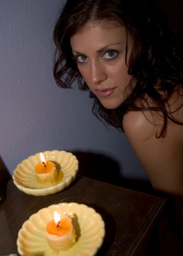 Angie Candle