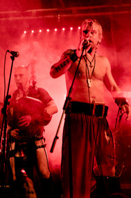 DEUTSCHER MITTELALTERROCK Live auf der Plattenburg