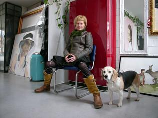 CORNELIA SCHLEIME Studio 2007