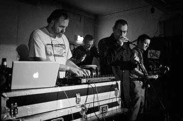 SCHEISSEGELD live at the Polar Bear in Hull