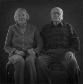 ILSE & MANFRIED My Aunt · born in 1924 & my Uncle · born in 1929 Survivors of World War II