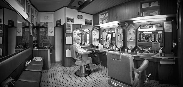 EUGENIO DAL TORRIONE Barbiere