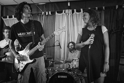 RENZA CASTELLI & FRIENDS Friday-Night-Session at Ambrosiana-Bar Pietrasanta