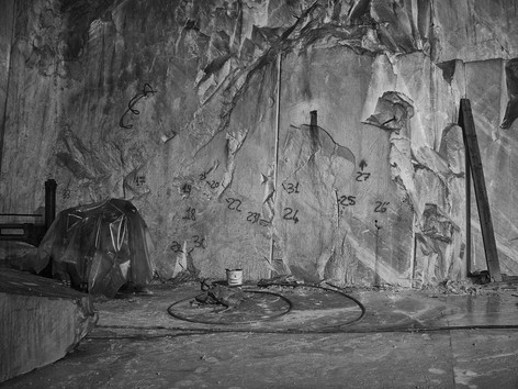 "FANTISCRITTI ""Underworld"" - Quarry deep in the Mountain > secret digits"
