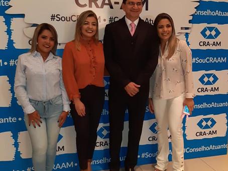 Curso de Administração prestigia o 10º Encontro de Mulheres Administradoras do Amazonas
