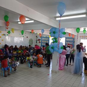 FSDB e CDB - Leste realizam programação em parceria com o Projeto Aldeias Infantis SOS/UNICEF