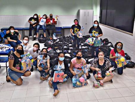 Projeto Feliz Navidad: FSDB e CDBL solidários na Pandemia