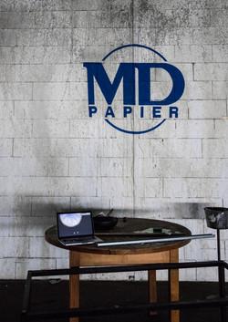MD Papierfabrik Shooting