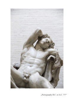art porn & disfigured senselessness
