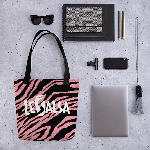 Lesalsa Tote bag
