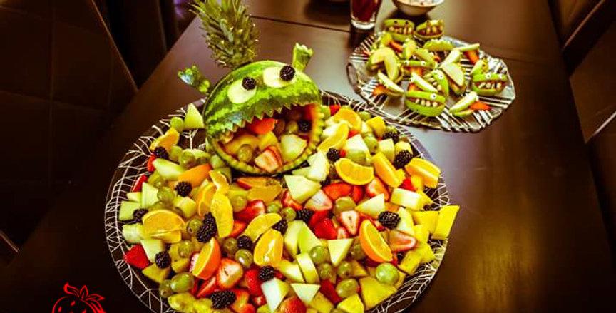 Monster Fruit Platter