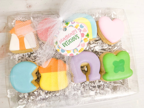 Magically Delicious Mini Cookies