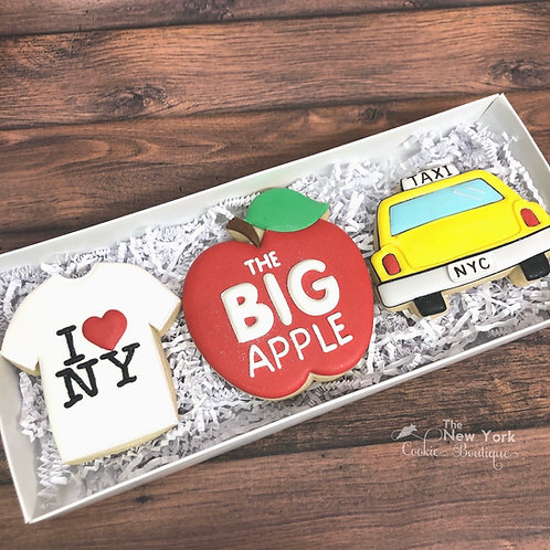 NYC  Cookie Gift Set