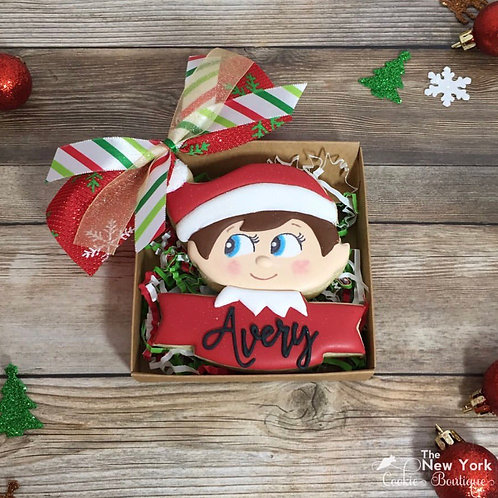 Personalized Elf on the Shelf