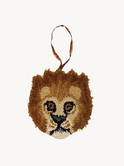 Animal hanger Lion