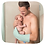 Thumbnail: Baby shower Glove Lichtgrijs