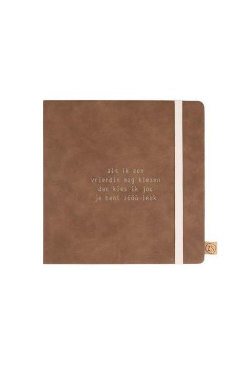 Vriendinnenboek Zusss Cognac