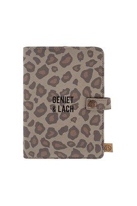 Agenda 2021 Geniet leopard