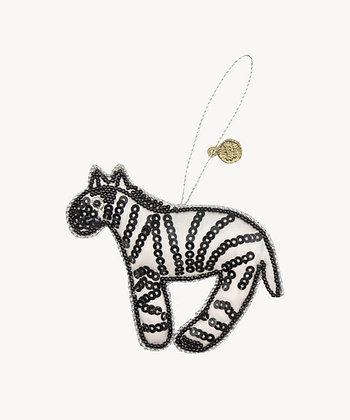 Zebra hangertje