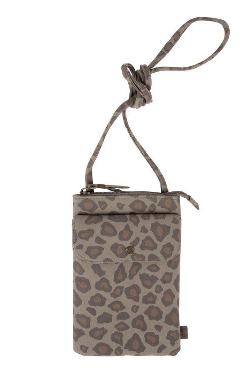 Handig telefoontasje Zusss leopard