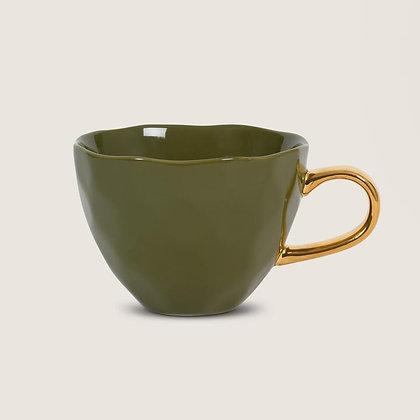 Goodmorning cup Fir Green