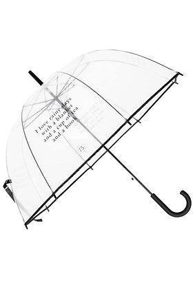 Paraplu Zusss I love rainy days