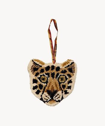 Animal hanger Leopard