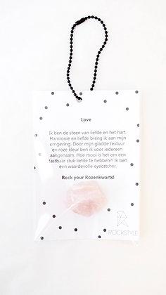 Love - Bergkristal