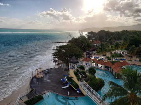 The Jewel Dunn's River Beach Resort & Spa – Our Home Away From Home!  Part 1