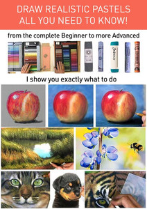 Draw Realistic Pastels