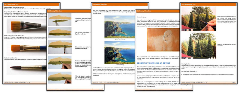 Oil Painting Made Easy