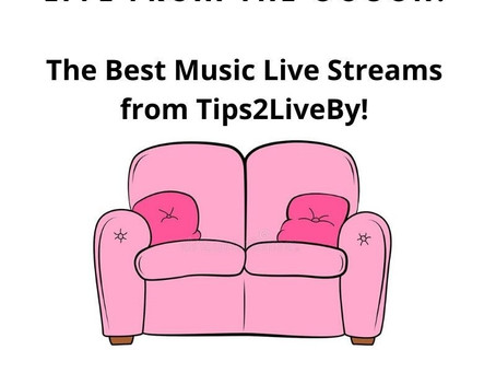 The Best Music Live Streams From Tips2LiveBy!