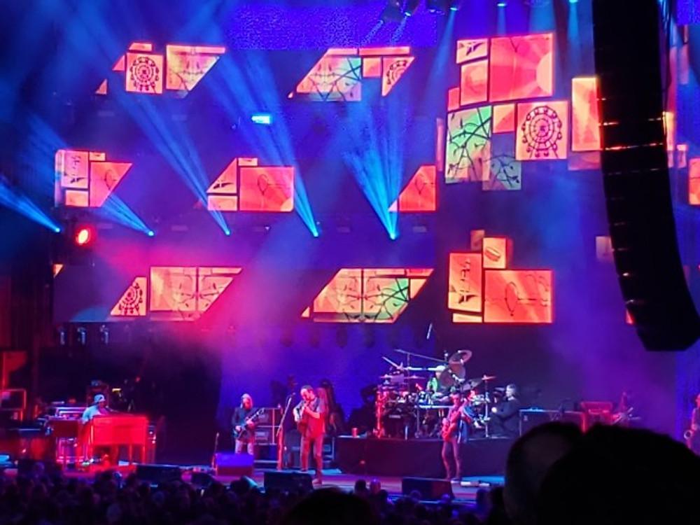 Dave Matthews Band in concert