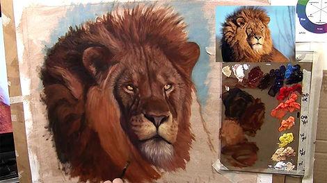 Lion - Oils