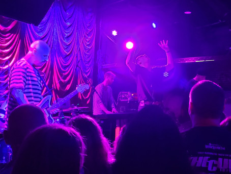 The Twilight Sad Brings Their Goth Sound to Philly!