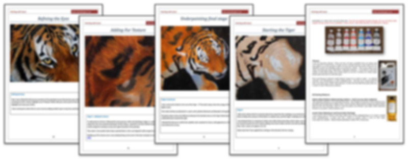 Tiger - Demonstration