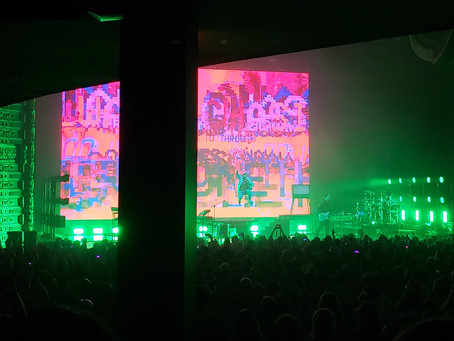 Bastille Kicks Off Their Doom Days Tour, Part 1 in Philadelphia!