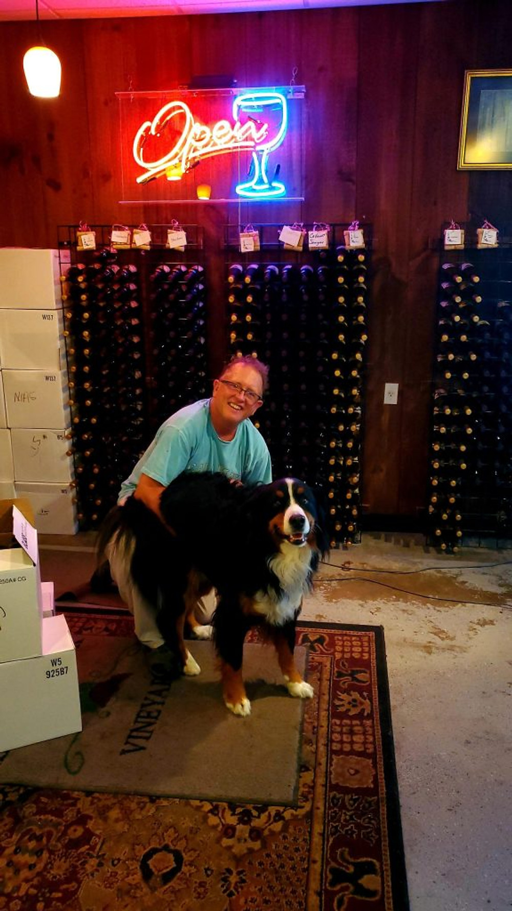Kreutz Creek Vineyards