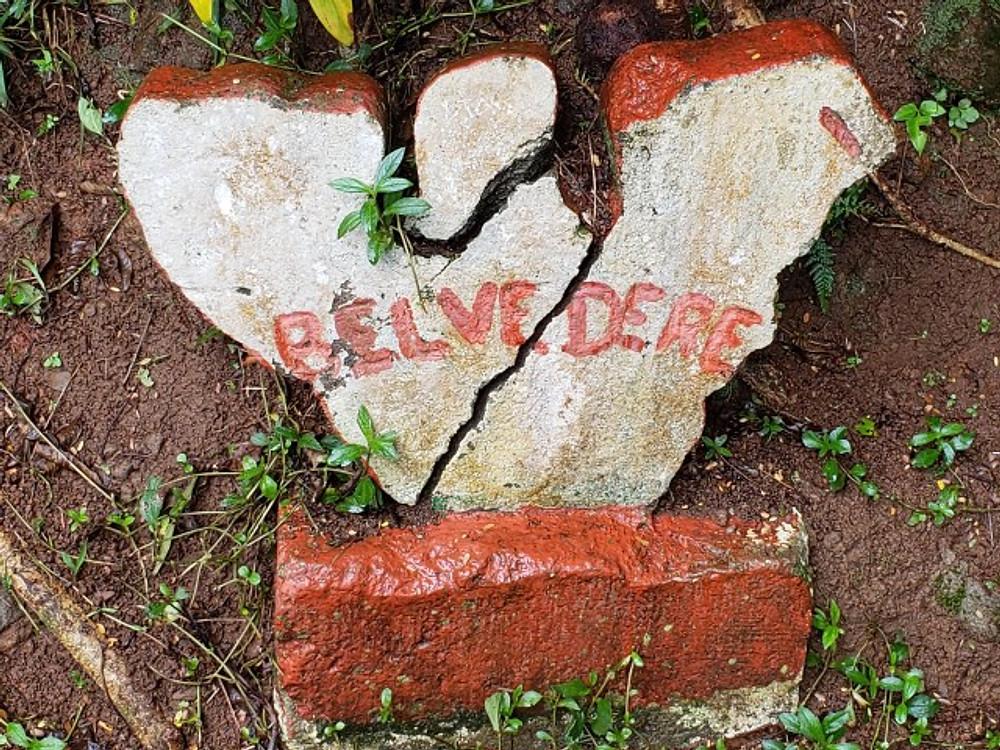 Belvedere Lookout in Moorea