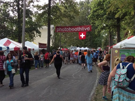 Prost!  The German-American Festival in Toledo, OH